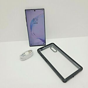 Samsung Galaxy Note 10+ Plus 5G Samsung Unlocked 256GB Aura Glow SM-N976U1