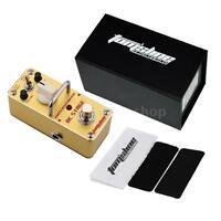 Acoustic Guitar Simulator Guitar Effect Pedal w/True Bypass 0G7B