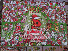 tokidoki Holiday Unicornos series 2 Case of 12