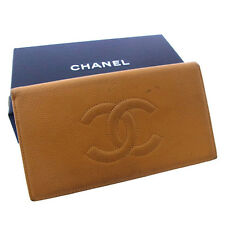 Auth CHANEL purse COCO Mark unisexused J7018