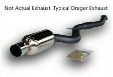 HKS LET-T17 Drager Exhaust For Toyota Supra Turbo 93-98 NEW
