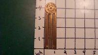 Vintage Original - Advertising angle ruler -- LUMBER INSURANCE AGENCY Indiana