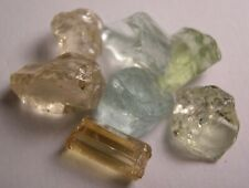 New listing Beryl, Mixed Color Rough For Faceting, Brazil, South America