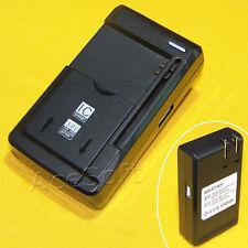 Universal Travel Battery Charger With USB Port F Samsung Intensity SCH-U450 U450