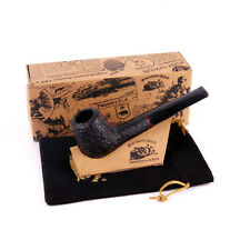 Mr. Brog Producer Workshop New Handmade Pipe no.86 Champion Grooved