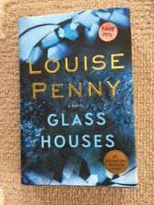 Chief Inspector Gamache Novel Ser.: Glass Houses by Louise Penny Hardcover