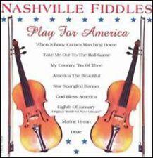 Nashville Fiddles - Play for America [New CD]