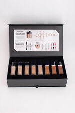 DIOR NIB Set of 22 NEW Diorskin Forever Fluid Foundation Makeup Essentials Box