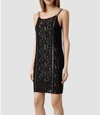 BN ALL SAINTS Asha Dress Size UK 8 RRP £289