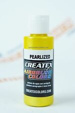 Createx Airbrush Colors 5311 Pearl Pineapple 2oz. water-based pearlized paint