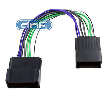 Aftermarket AMP Bypass Wiring Harness Select Ford Lincoln Mercury (70-5513)