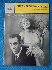 The Disenchanted - Coronet Theatre Playbill - January 26th, 1959 - Jason Robards
