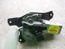 BMW X3 TAILGATE WIPER MOTOR, F25, 03/11- 17