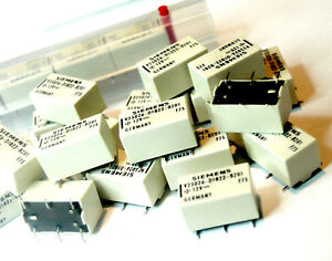 SMD-Relais Siemens P1 V23026 12V 1xUM  12 Stück Sonderaktion