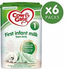 1 First Infant Milk Formula, 0 - 12 Months Baby Milk Powder, 800 g