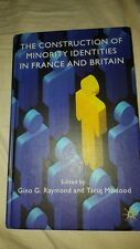 Modood & Raymond The Construction of Minority Identities in France & Britain HBK