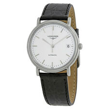 Longines Presence Automatic White Dial Ladies Watch L48214122
