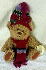 "1996 Brass Button Bear Premier Collection 1996 ""Dooley Serenity & Good Fortune"""