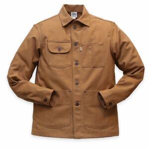 Railcar Fine Goods American Duck Cotton Chore Coat - Made in USA