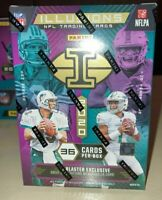 2020 PANINI ILLUSIONS FOOTBALL BLASTER BOX New Sealed TUA? HERBERT? Burrow? ROY?