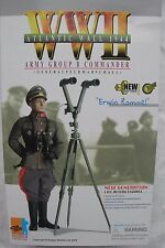 "1/6 scale 12"" collectable action figure by Dragon Field Marshall Erwin Rommel"