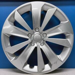 "ONE 2017-2020 Subaru Impreza # 60546 16"" Hubcap / Wheel Cover # 28811FL010 USED"