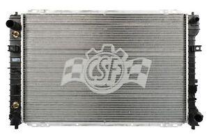 CSF 2993 Radiator For 01-07 Ford Mazda Mercury Escape Mariner Tribute