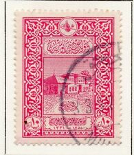 Turkey 1916 Early Issue Fine Used 10p. 056082