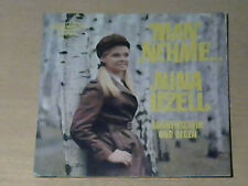 "7"" ONLY/NUR COVER ! NINA LIZELL * Man nehme..."