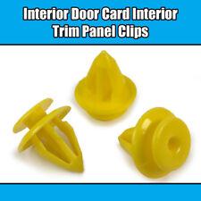 20x Ford Panneau de Porte Fixation Clips Panel Colliers FIESTA ESCORT TRANSIT