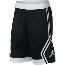 e8fde8b12d81d4 Men s ( Size XL ) Jordan Rise Diamond Basketball Shorts 887438-013 Black  White