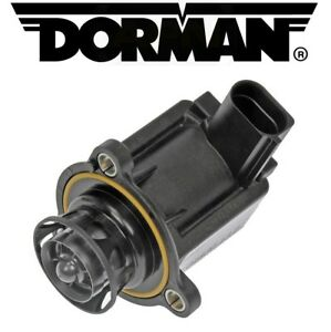Turbocharger Recirculation Valve For Audi 16-05 Volkswagen 16-06 Dorman 911-240