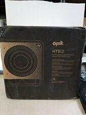 "Polk Audio HTS 12 BLACK 12"" Home Audio Powered Subwoofer"