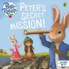Peter Rabbit Animation: Peter's Secret Mission by Beatrix Potter (Paperback,...