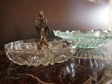 coupes en verre cristal art-déco art nouveau CERAMIC by PN