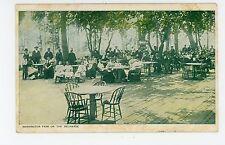 Washington Park Restaurant-Cafe GLOUCESTER CITY NJ Rare UDB Philadelphia 1907