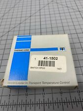 Bus Parts 41-1502 LOW PRESSURE SENSOR A/C THERMO KING HPCO