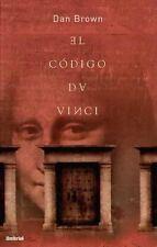 El Código Da Vinci by Dan Brown 2004, Paperback