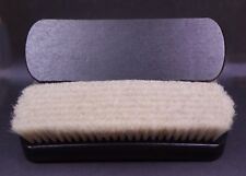 Large shoe polishing brush for high shine - goat hair - Made in Germany - SALE