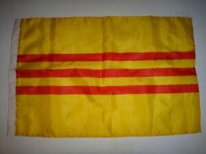 Vietnam Guerre Republic De Vietnam Arvn Taille S Bataille Drapeau