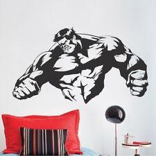 Hulk Wandtattoo Wallpaper Wand Schmuck  56 x 98 cm Wandbild