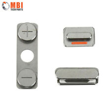 iPhone 4 4G 4S New Replacement Volume Power on off Mute Button Switch