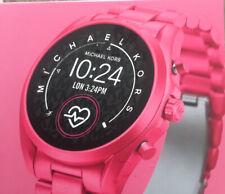 Reloj inteligente Mkt5099 Rosa os Michael Kors por Google BNWT con pantalla táctil
