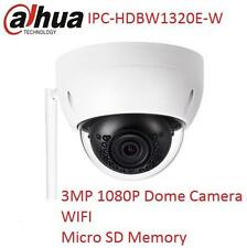 Original Upgradable Dahua IPC-HDBW1320E-W WIFI 1080P Full HD Dome IR IP Camera
