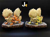 JC Studios Pocket Monster Arcanine Resin Zukan GK Tenth Figure Limit Pre-order