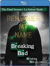 Breaking Bad: The Final Season (Blu-ray Disc, 2013, Canadian)