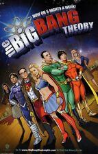 BIG BANG THEORY POSTER JUSTICE LEAGUE JIM LEE WONDER WOMAN BATMAN FLASH SUPERMAN