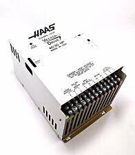 REPAIR/EXCHANGE SERVICE  HAAS  40HP , 40/30HP  69-1010 VECTOR DRIVE . WARRANTY