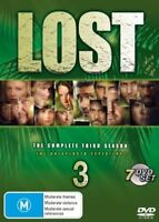 Lost : Season 3 (DVD, 2007, 7-Disc Set) Region 4