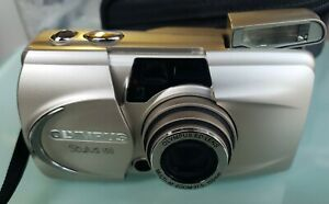 Olympus Stylus 150 AUTOMATIC 35mm FILM CAMERA with Case